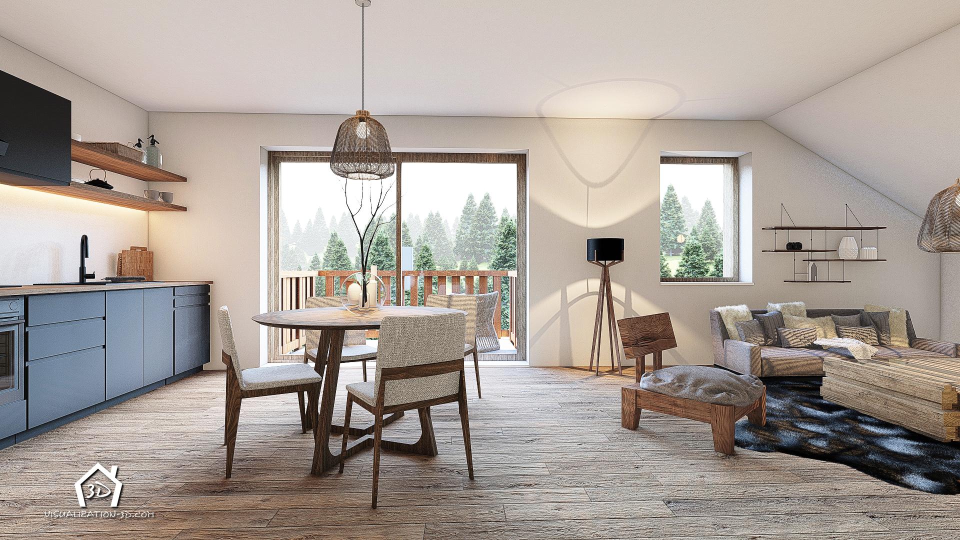 Váš pohodlný domov v létě i zimě